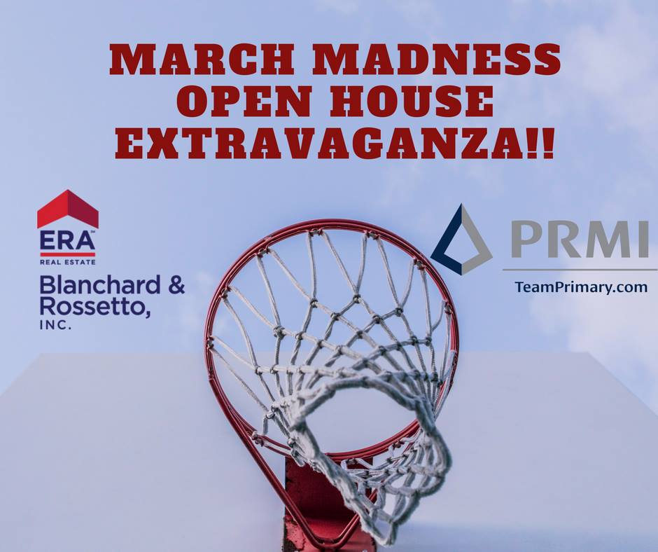 March Madness Real Estate Event